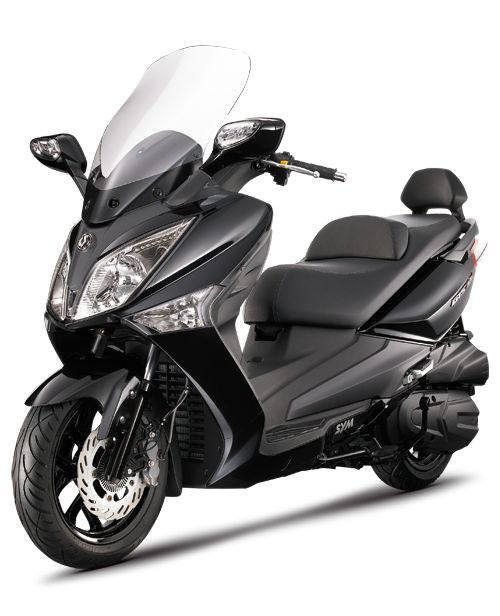 Sym Gts300i F4 Abs Sepeda Motor Sepeda Motor