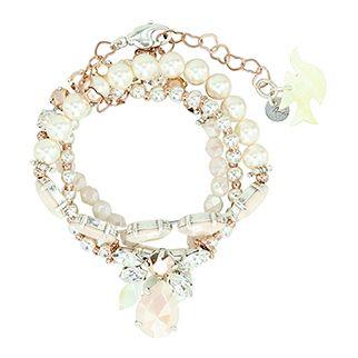 Bracelet N°248 Nina  #bijoux #Reminiscence #Reminiscenceparis http://www.reminiscence.fr/fr/mode/bijoux-eshop/bijoux-fantaisie/Nina-liste.htm?var=page-edito