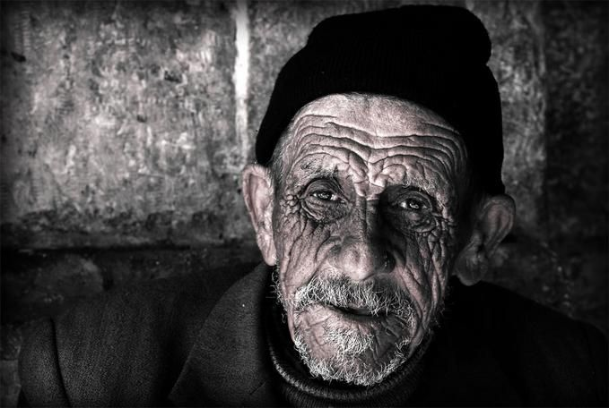 The Old Man by Elad Gutman
