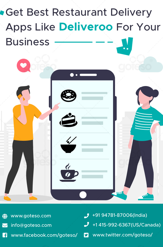 Pin on On Demand Food Delivery App Development Company