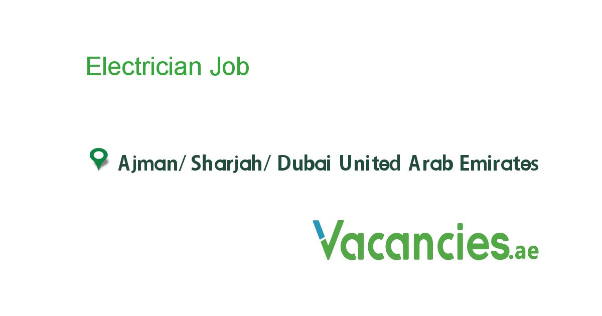 Electrician Helper Jobs Job Job Specification