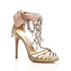 "Tabitha Simmons ""Chandelier Shoe"" 2011 Shoe Collection....she's an extraordinary shoe designer!"