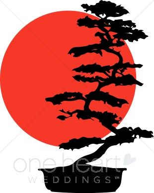 Bonsai Tree Logo Bonsai Tree Tattoos Bonsai Tree Painting Silhouette Art