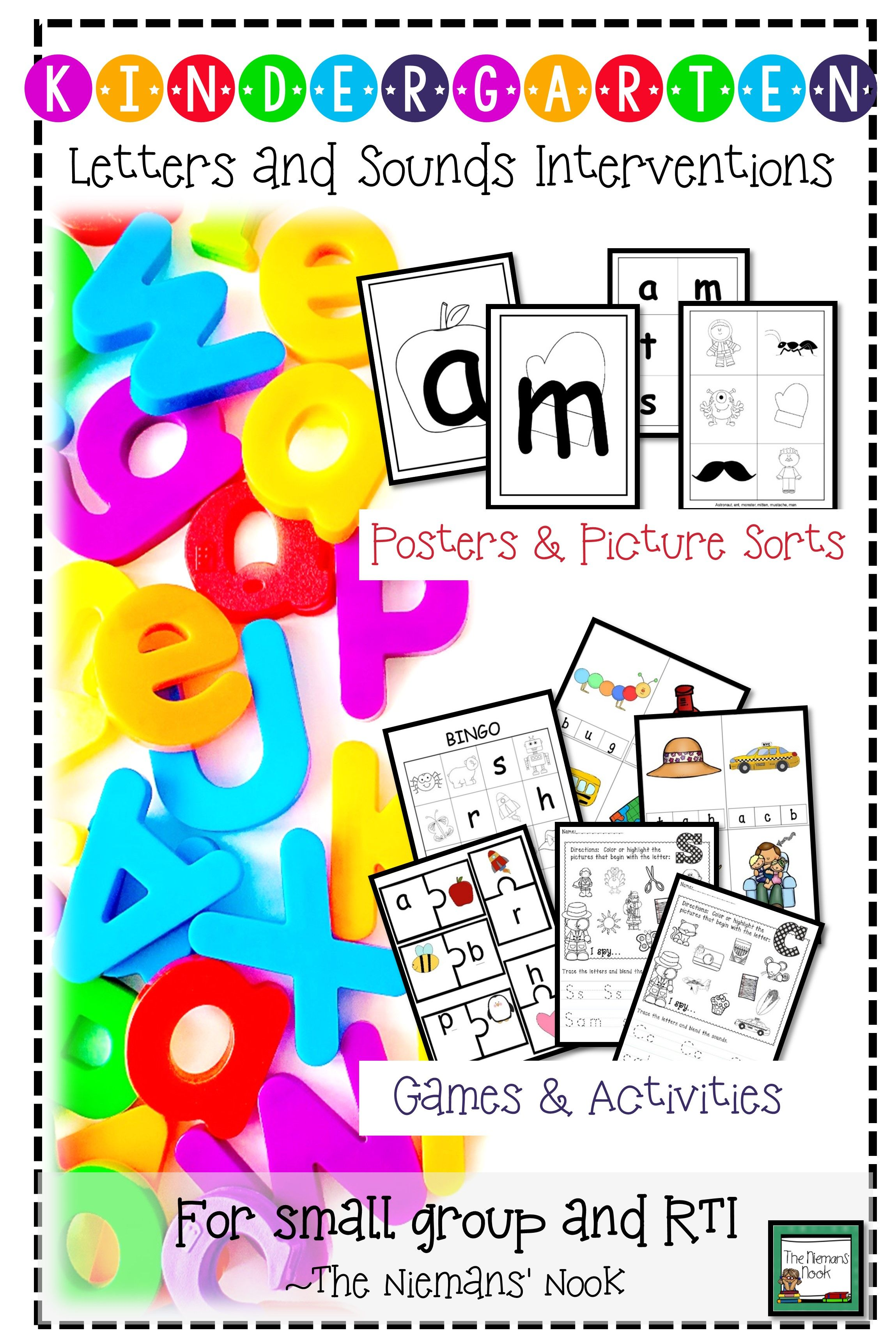 Supplement Your Rti And Small Group Instruction With These