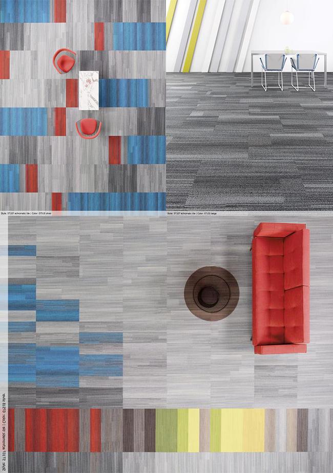 Las alfombras Terza® son un eficaz elemento decorativo. Visten con elegancia cualquier estancia, transmiten sensación de calidez, aíslan térmicamente y, además, son una excelente solución para delimitar los espacios. #CreamosAmbientes