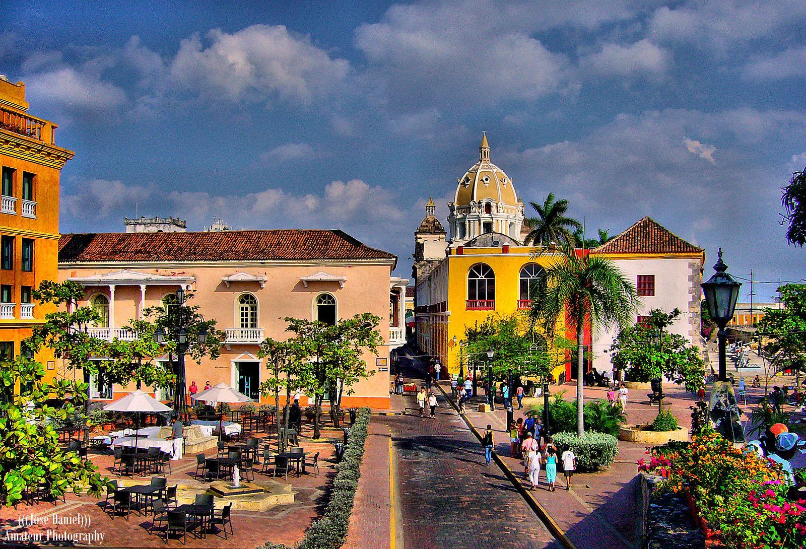 Cartagena Cartagena De Indias Cartagena De Indias Colombia Viaje En America Del Sur