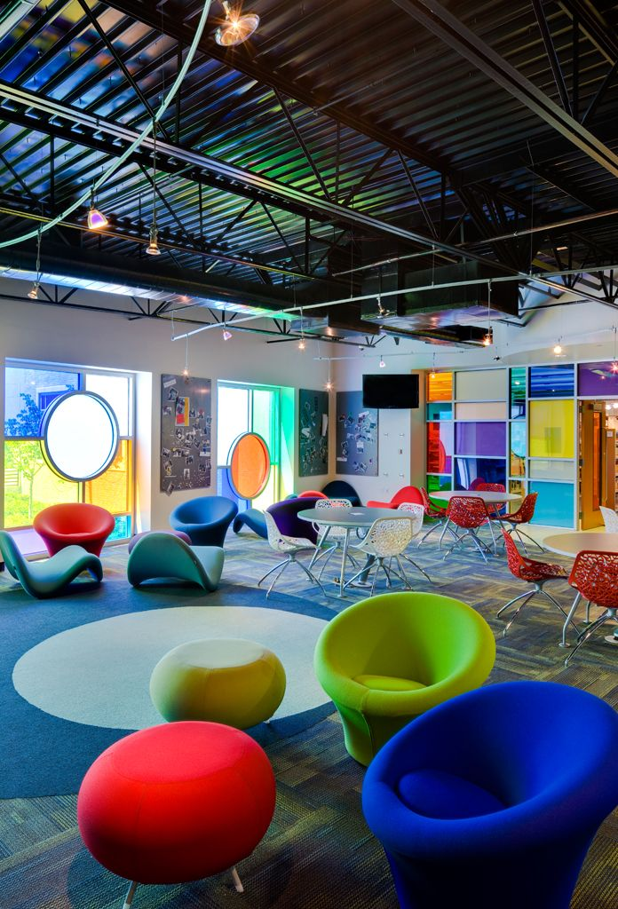 Modern Church Youth Rooms: Pinterest
