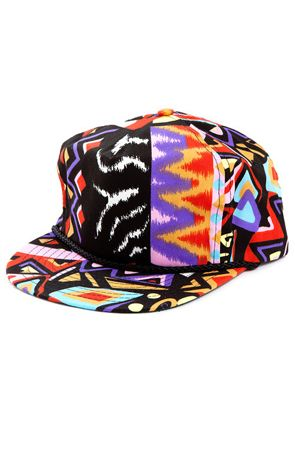 The Broadway Snapback Hat by Bean Dip