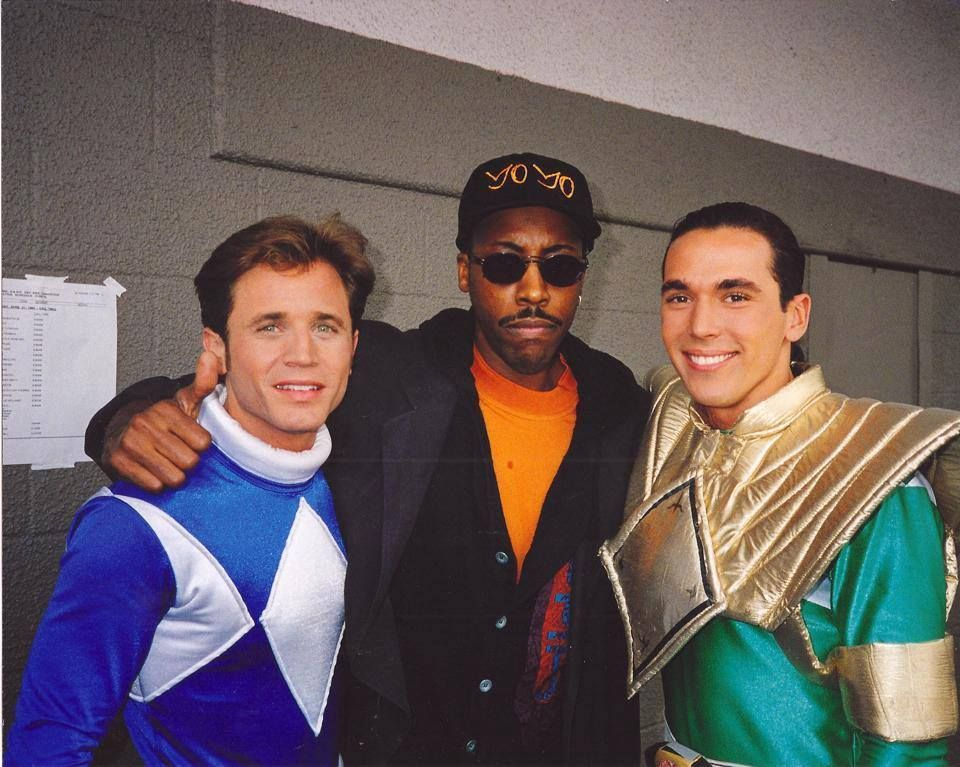 David yost and jason | JASON DAVID FRANK | Pinterest ...