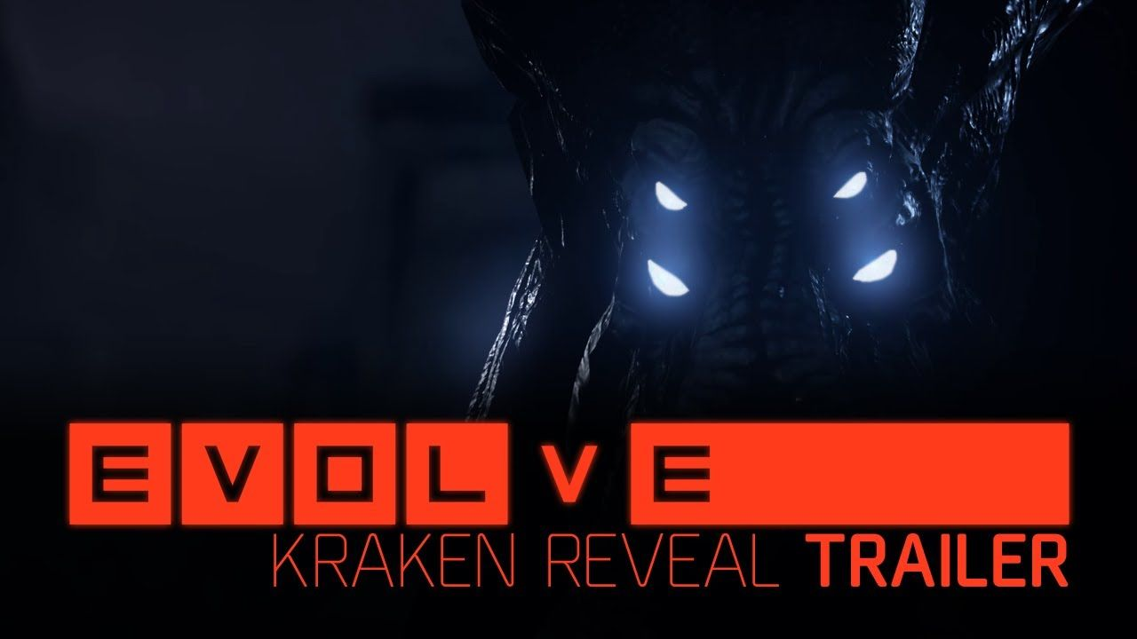 Evolve Kraken Reveal Trailer Official HD LEGACY TV - Best trailers 2014 one epic video