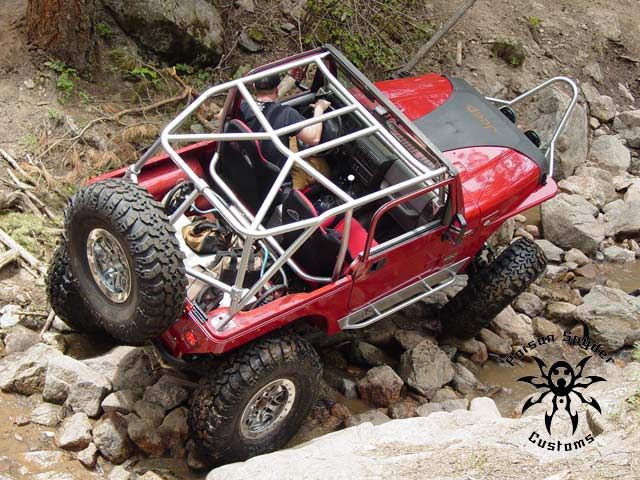Tj Yj Full Cage Kits On Sale Pirate4x4 Com 4x4 And Off Road