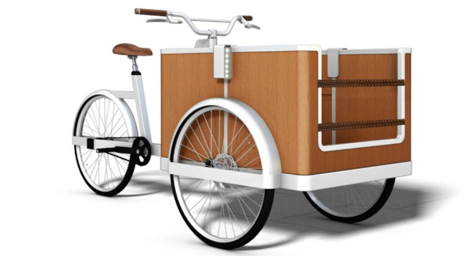 A Cargo Bike That Cares The Naco Tricycle Cargo Tricycles