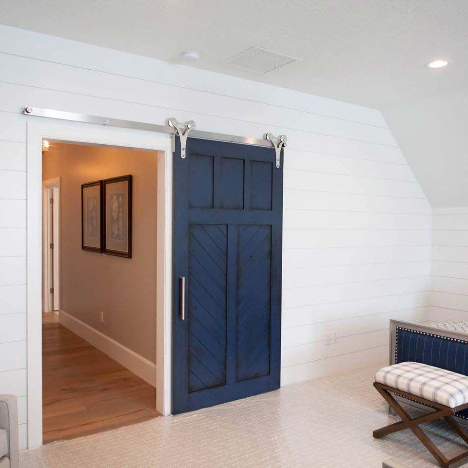 Rustica Hardware -- barn doors and regular doors | Interior Barn ...