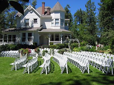 Belle Gardens Deer Park And Other Beautiful Spokane Wedding Venues Detailed Info Prices Photos For Washington State Reception Locations