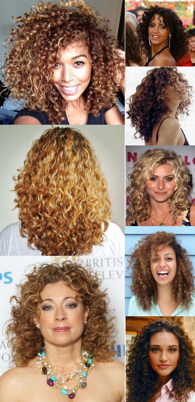 Preferência Cabelos Cacheados: Cortes Pra Inspirar | Corte cabelo cacheado  RN01