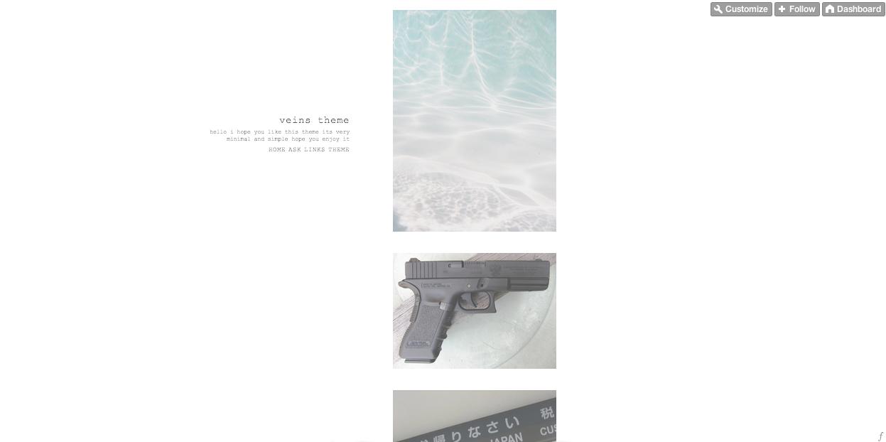 60+ Best Free Minimal Tumblr Themes 2019 | tumblr themes