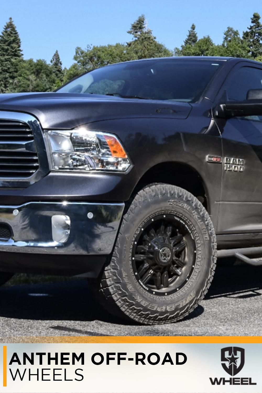 Anthem Off-Road  Aftermarket Wheels & Custom Rims | SD Wheel
