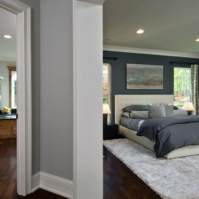 """Best Walls Are Sherwin Williams Mindful Gray Sw7016"""" Color 400 x 300"""