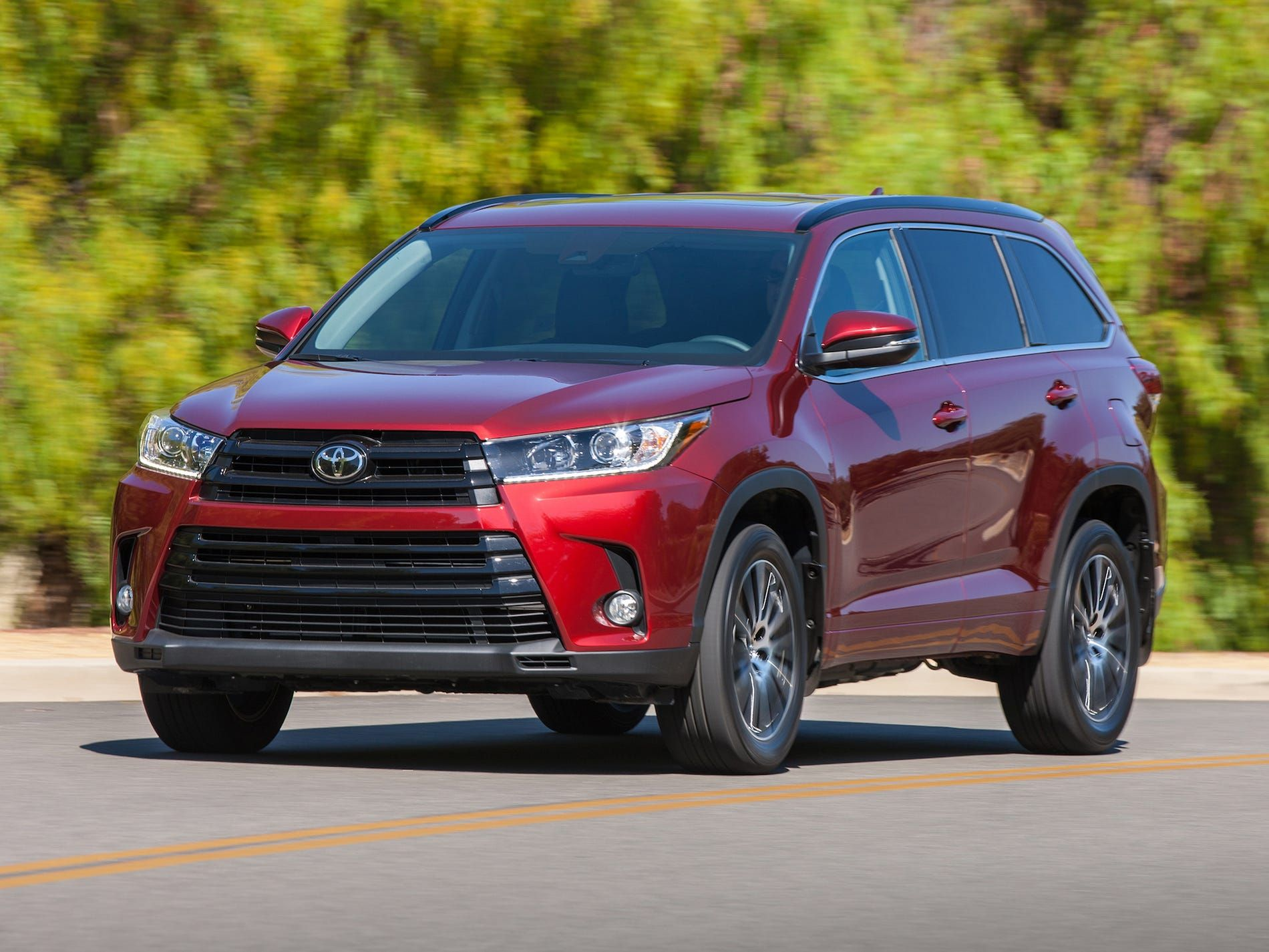SUVs with the best resale value after 5 years, according