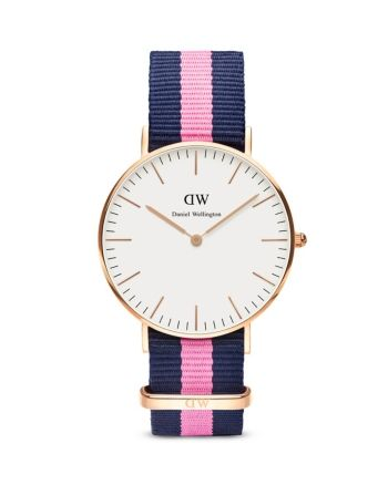 Daniel Wellington Classic Winchester Watch, 36mm – Rose Gold