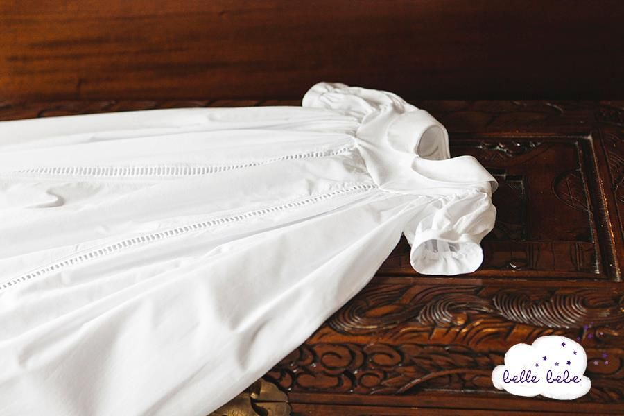 Traditional, simple and stunning christening baptism gowns www.bellebebe.co.uk https://www.etsy.com/shop/BelleBebeGowns?ref=hdr_shop_menu