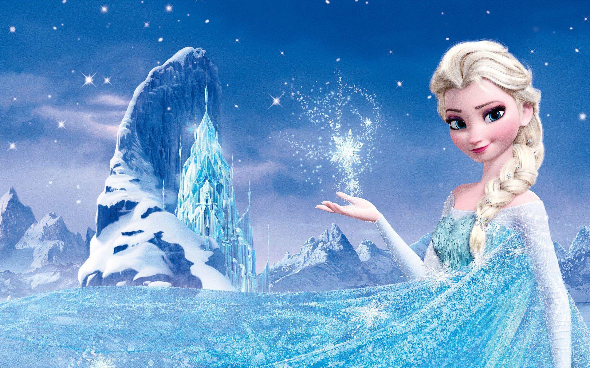 Disney Frozen Movie Queen Elsa Wallpaper HD Tarjetas de