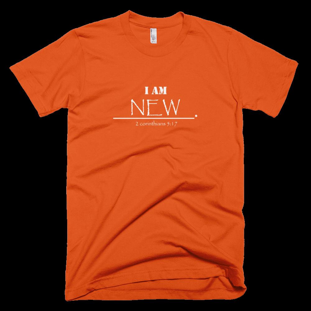I am NEW Tee