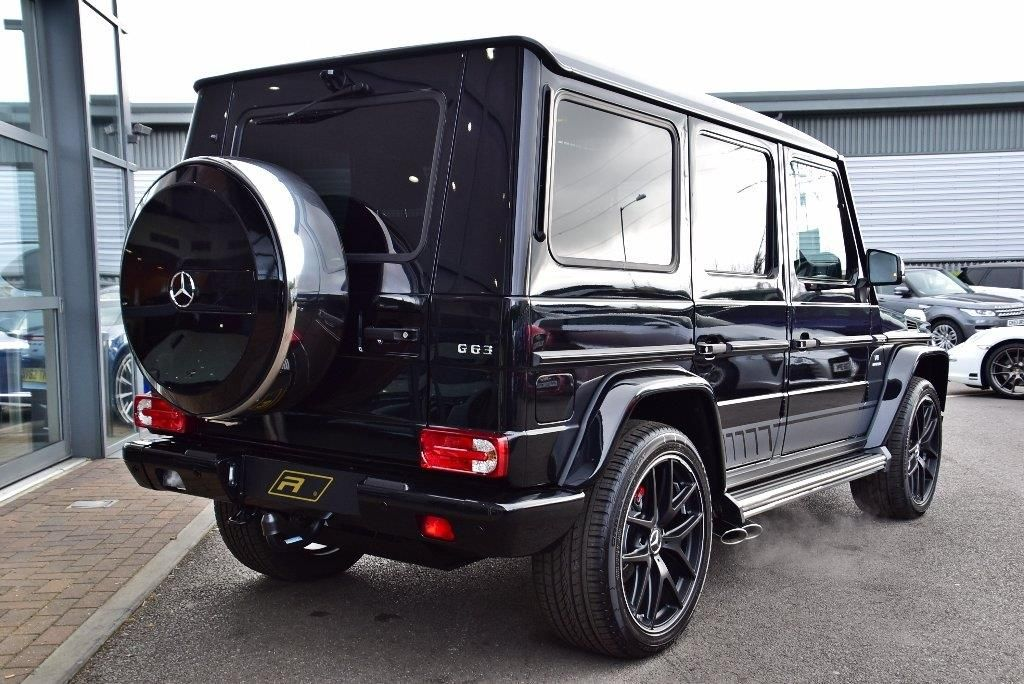 Mercedes Benz G Wagon Amg 2017 Used 2017 Mercedes Benz G Class