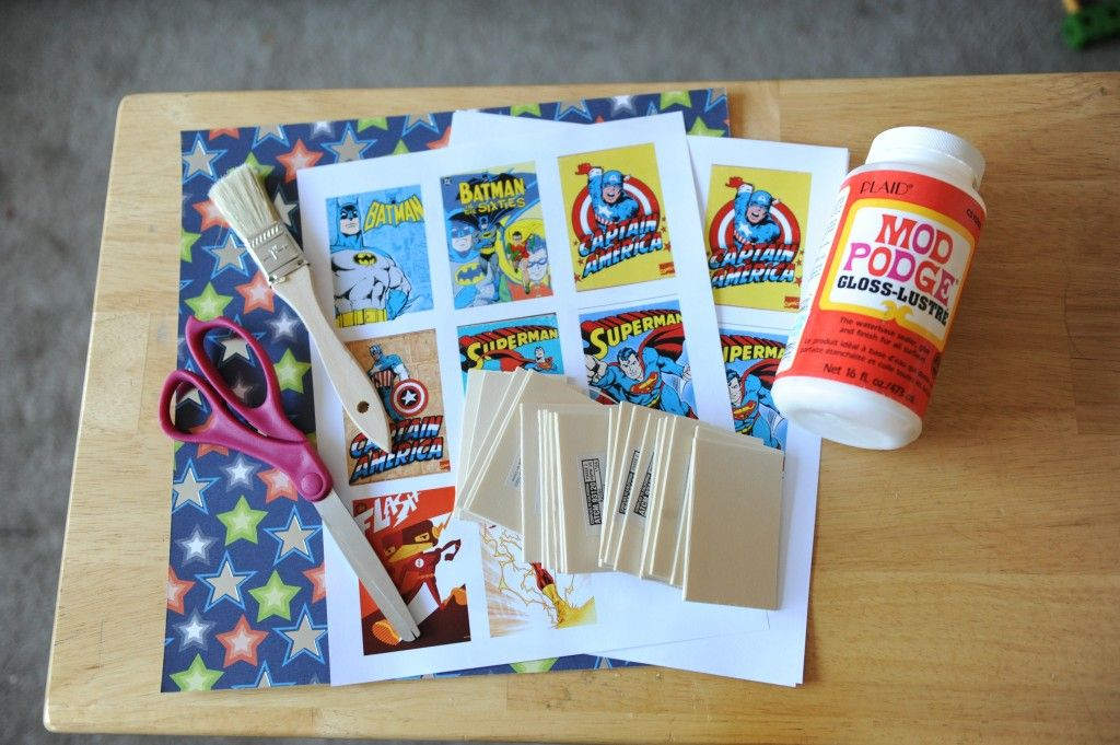 Simple DIY matching game | Craft activities for kids ...