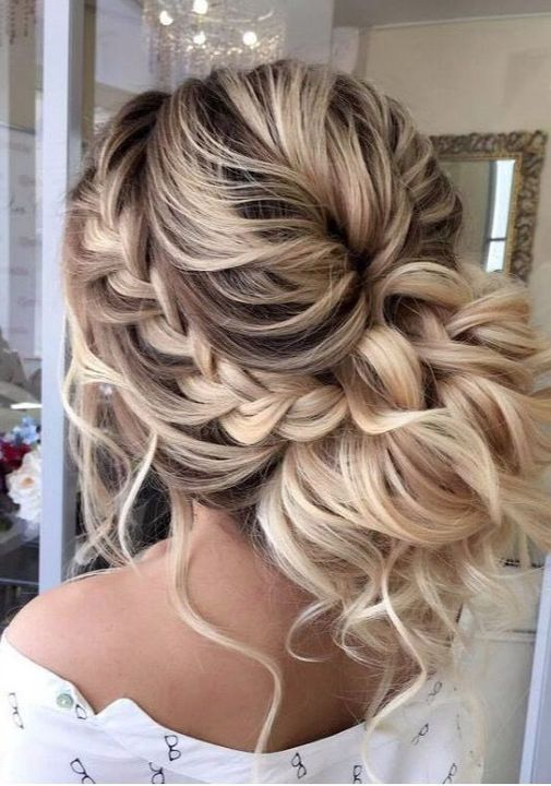 Alles Hat Einen Haken Hair Styles Pinterest Wedding Hairstyles