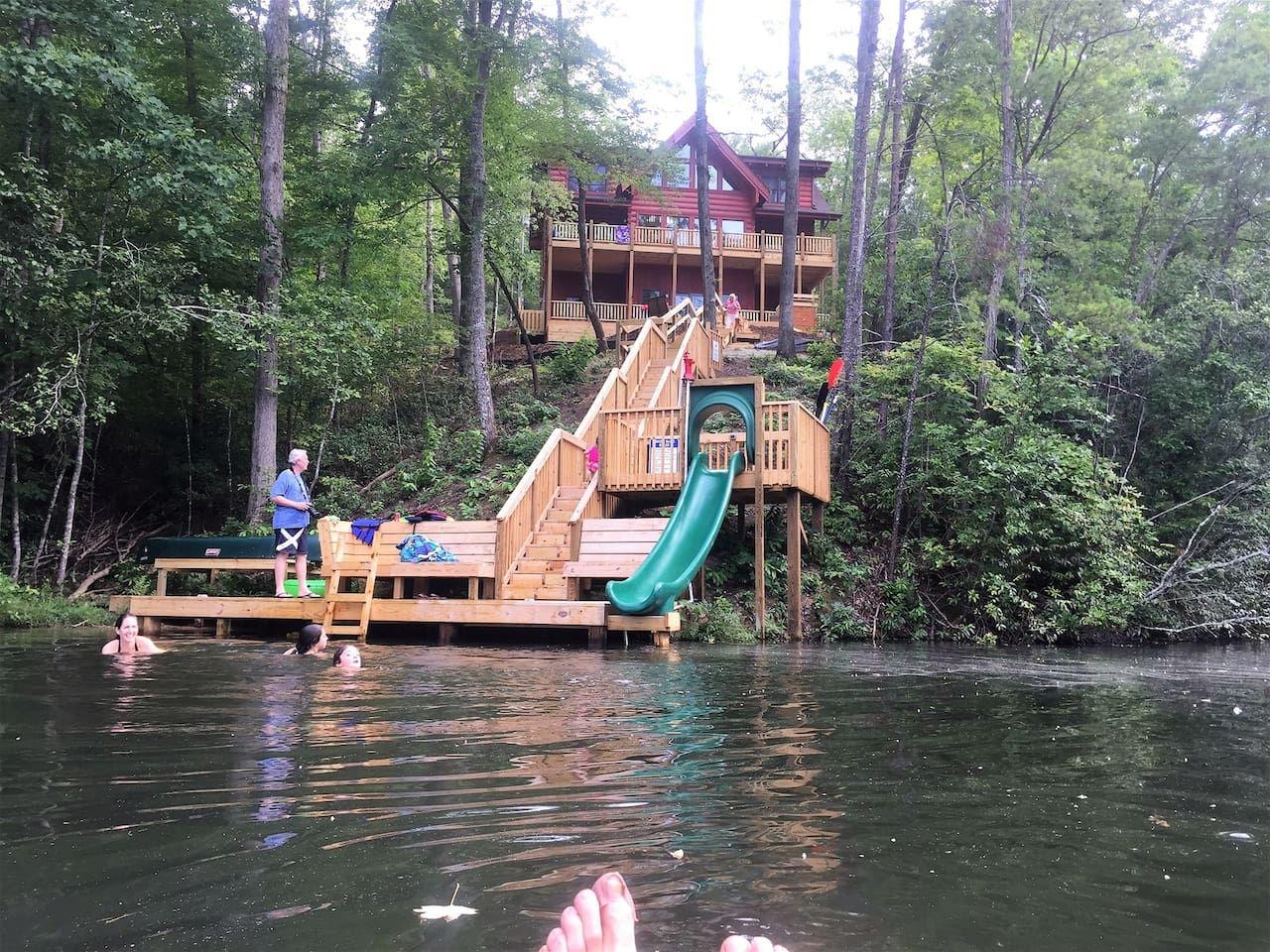 lake lure ski boat rentals