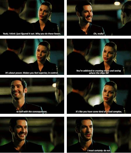 Chloe And Lucifer --- 1x05: Sweet Kicks