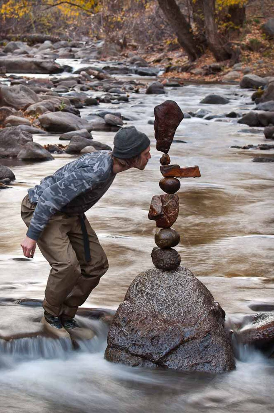 Rock Balancing Michael Grab 04