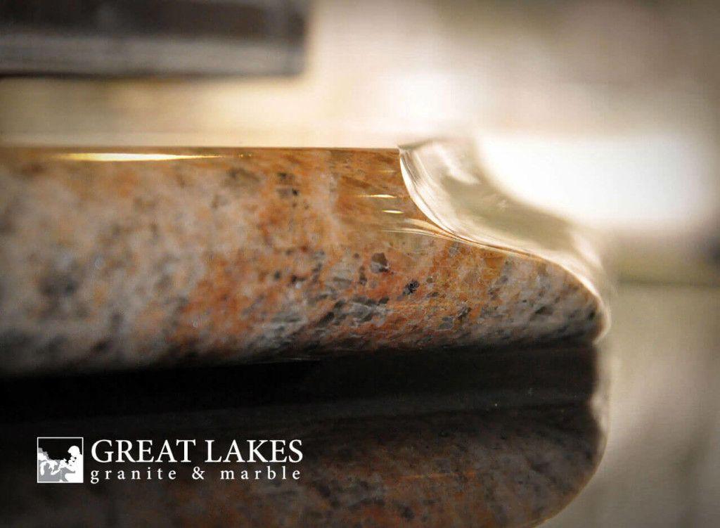 Great Lakes Granite Marble: Ogee Edge Profile - Great Lakes Granite & Marble