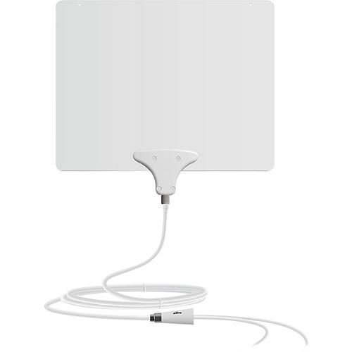 Mohu - Leaf 50 Amplified Indoor HDTV Antenna - Black/White | Leaves ...