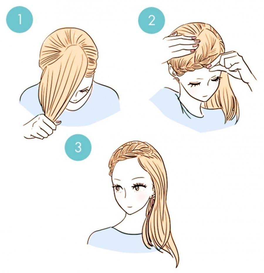 Vous ne saviez pas les faire avant… Cheveux courts