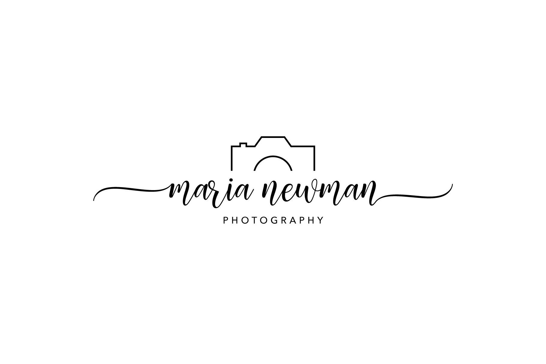 Photography Logo Design Template Camera Logo Photography Watermark Png
