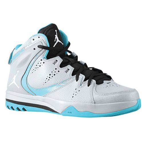 hot sale online 56c2c 0f074 silver and light blue jordan phase 23 2
