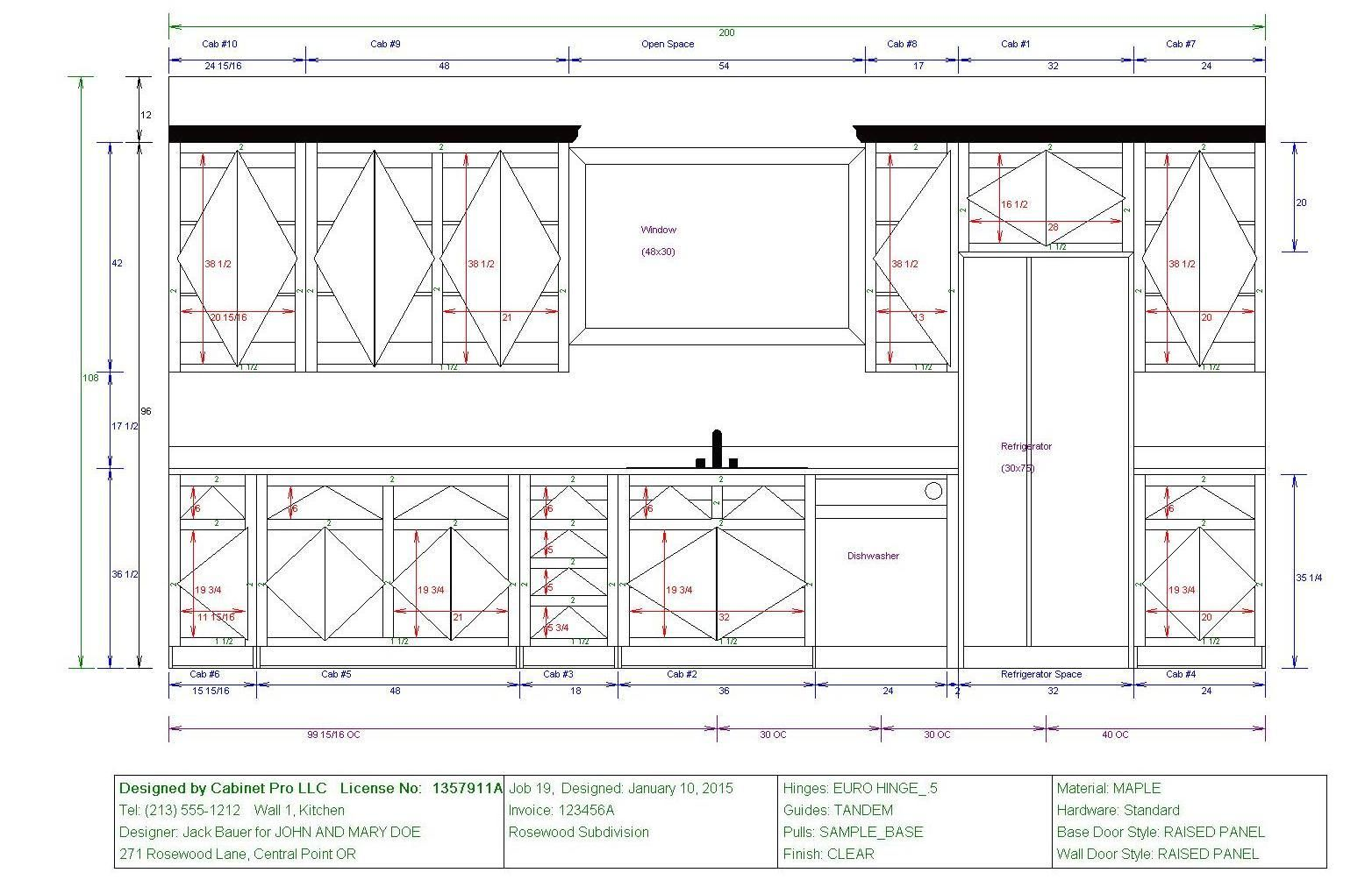 Kitchen Cabinet Software Ideas For Small Kitchens Floor Plan Puter Drawing Programs From
