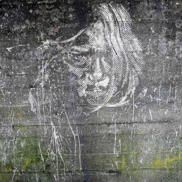 Sei Leise I Reverse Graffiti I Streetart I Urbanart I Cologne I Carlswerkstraße I Germany I Minza will Sommer
