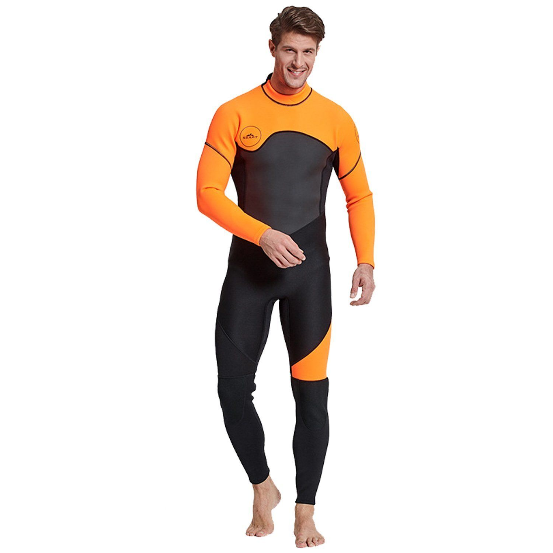 Cahayi Full Wetsuit 3mm Neoprene Long Sleeve