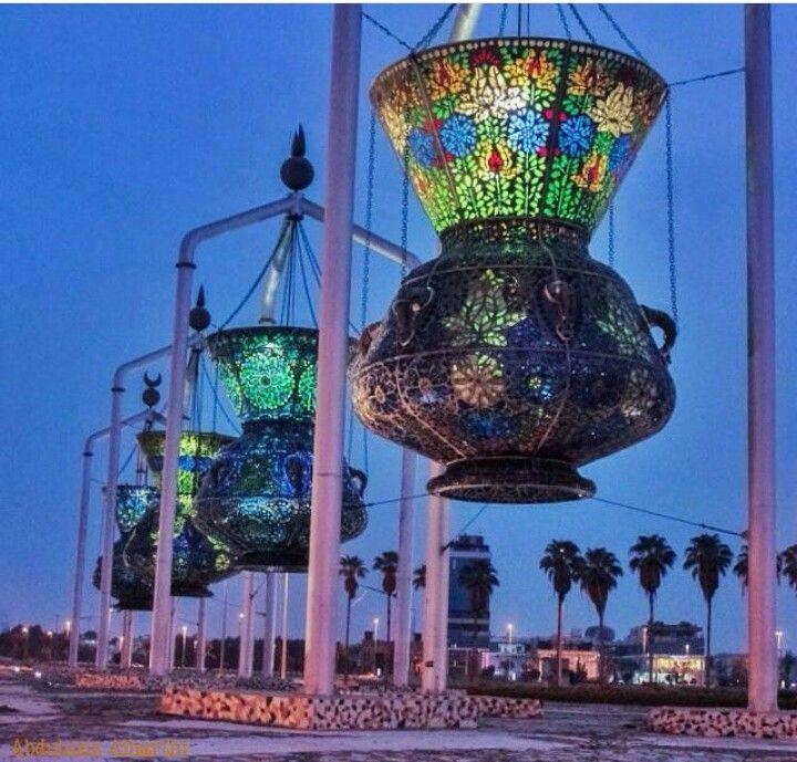 فوانيس الكرنيش جده Festival Captain Hat Jeddah Festival