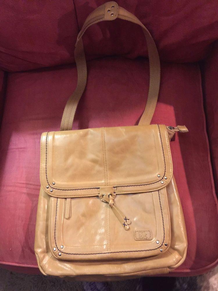 e1d8b0785 THE SAK Ventura Convertible Backpack Messenger & Cross Body bag - Camel  #TheSak #MessengerCrossBody