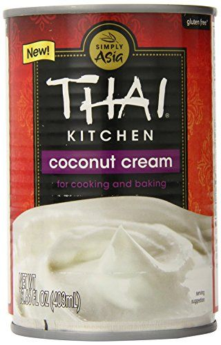 Thai Kitchen Coconut Cream 1366 Oz See This Great Product This