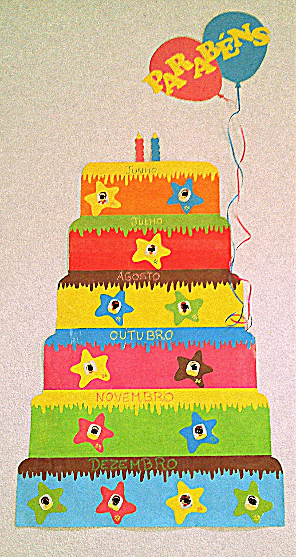 mapa de aniversários creche mapa de aniversarios | Mapas de aniversário | Pinterest | Birthday  mapa de aniversários creche