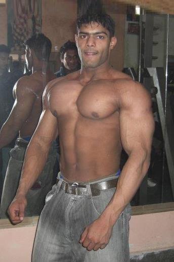Salman Ahmad | Musculars | Pinterest