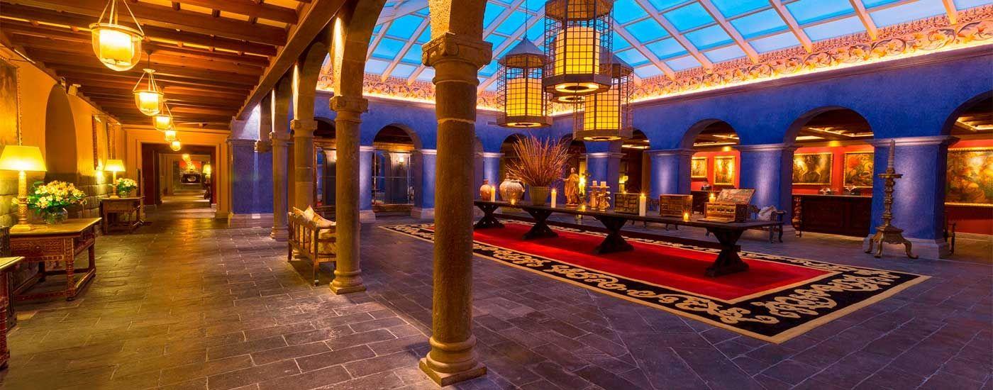The Hotel Libertador Palacio Del Inka