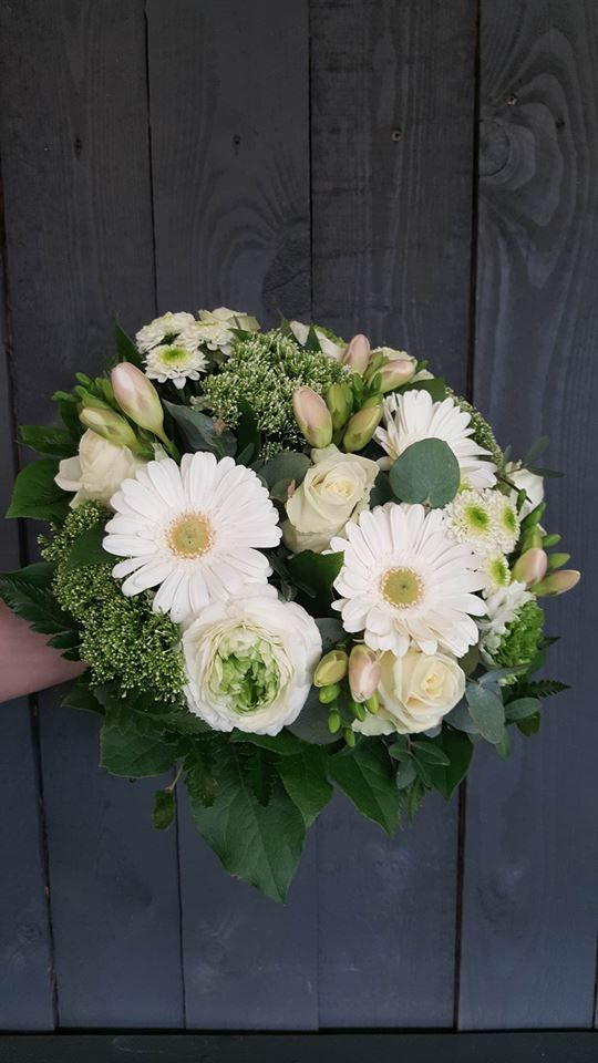 Boeket Wit | Bouquet Blanc