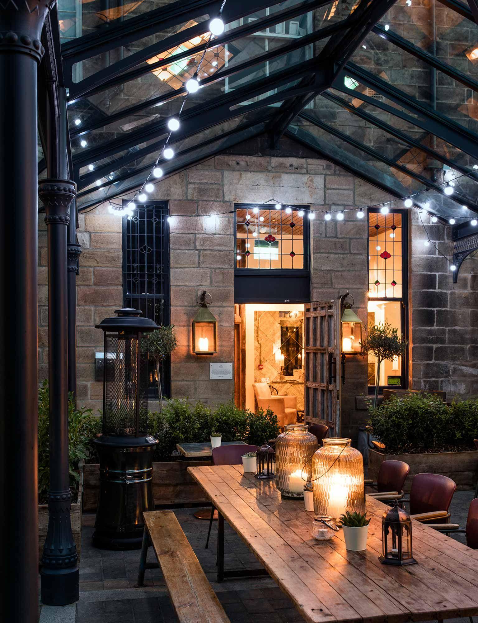 Garden Lighting Ideas Outdoor Rooms Backyard Patio Outside Living