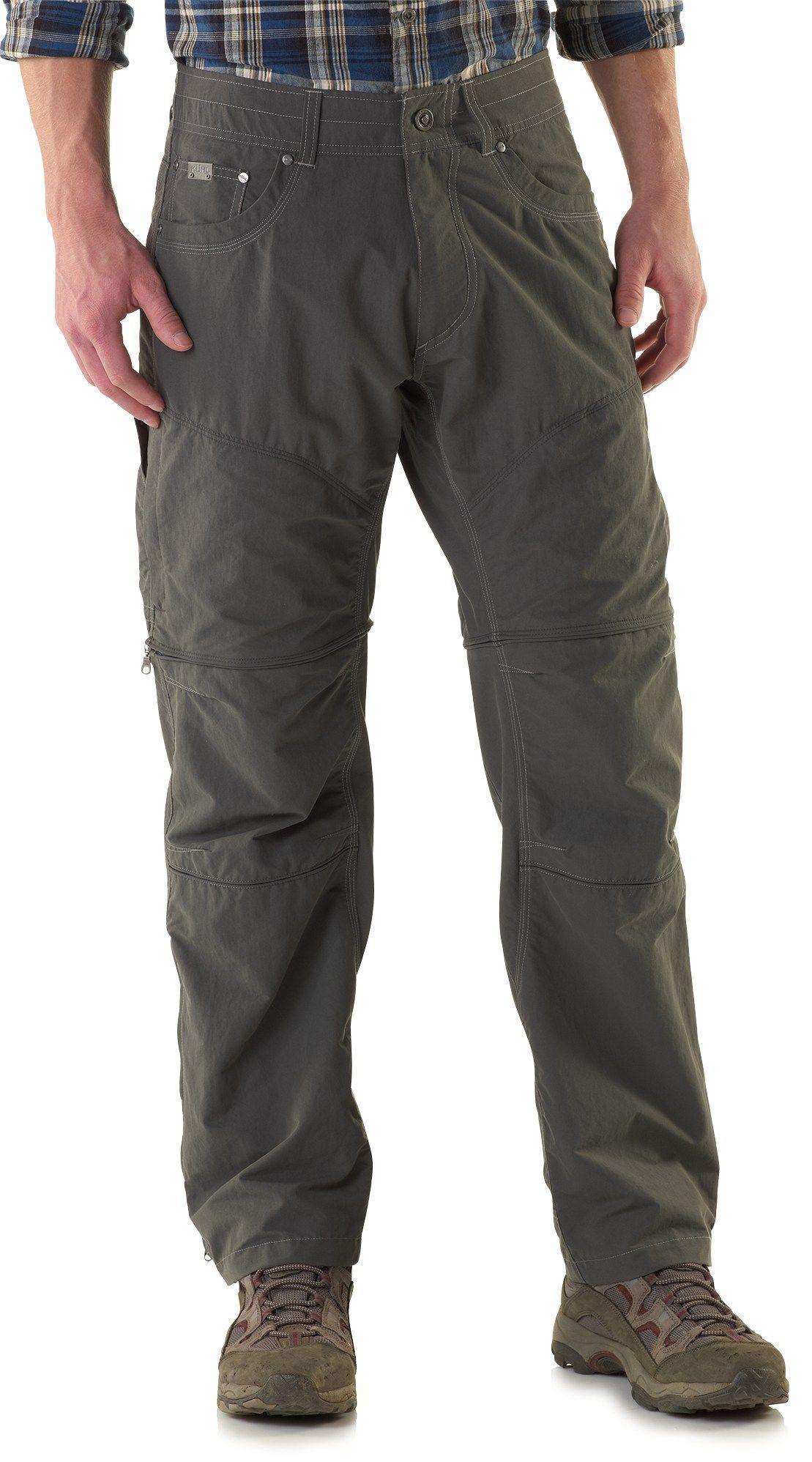 Kuhl Liberator Convertible Pants Men S 30 Best Hiking Pants Mens Pants Designer Clothes For Men
